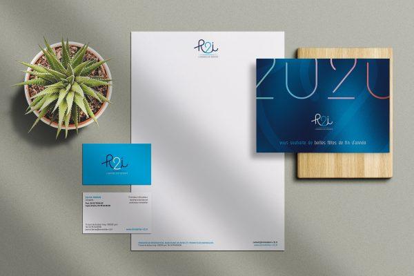Branding R2I, promotion immobilière