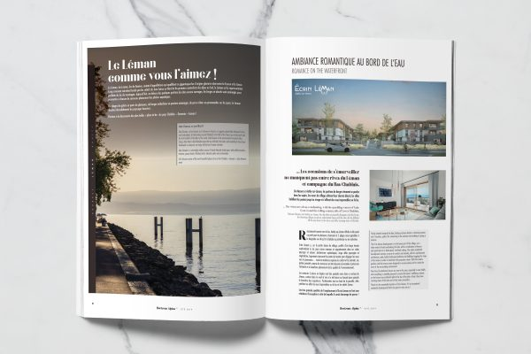 Consumer magazine Bouygues Immobilier