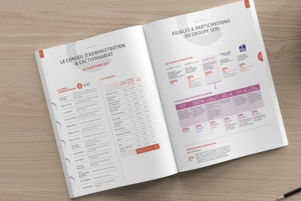 Rapport annuel 2017 SERL