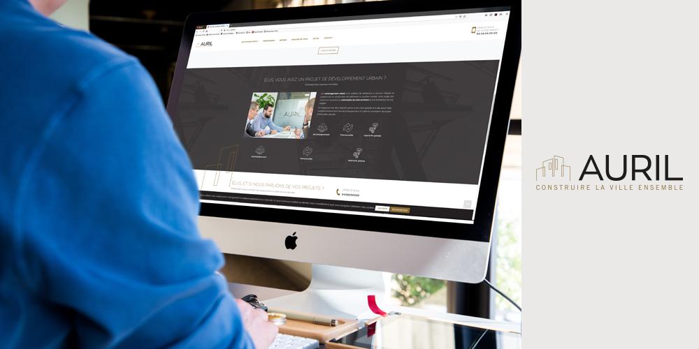 Création Site Internet Auril