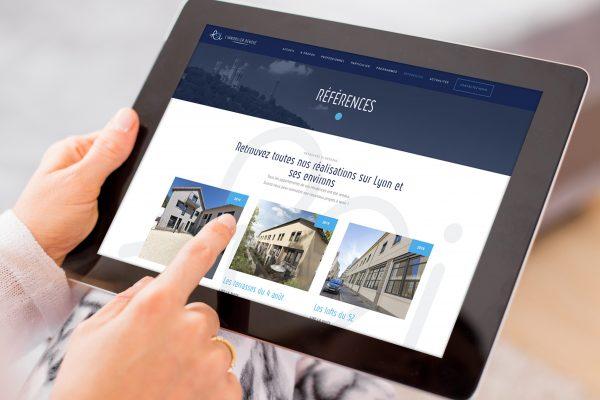Site Internet R2I Tablette