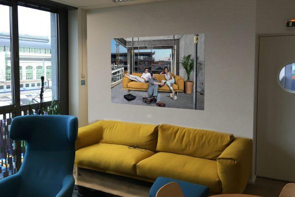 Prises de vue pour Bouygues Immobilier
