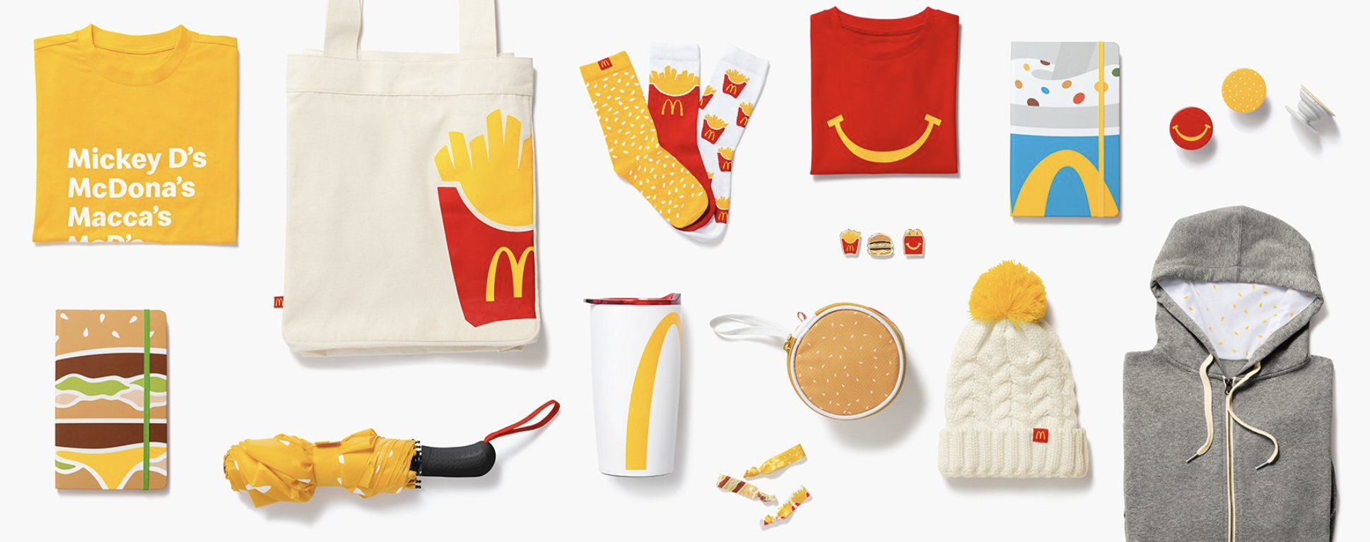 Quand McDonald's se lance dans le e-shop !