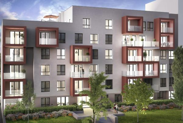 VillàSoi, résidence immibolière à Villeurbanne par Bouygues Immobilier