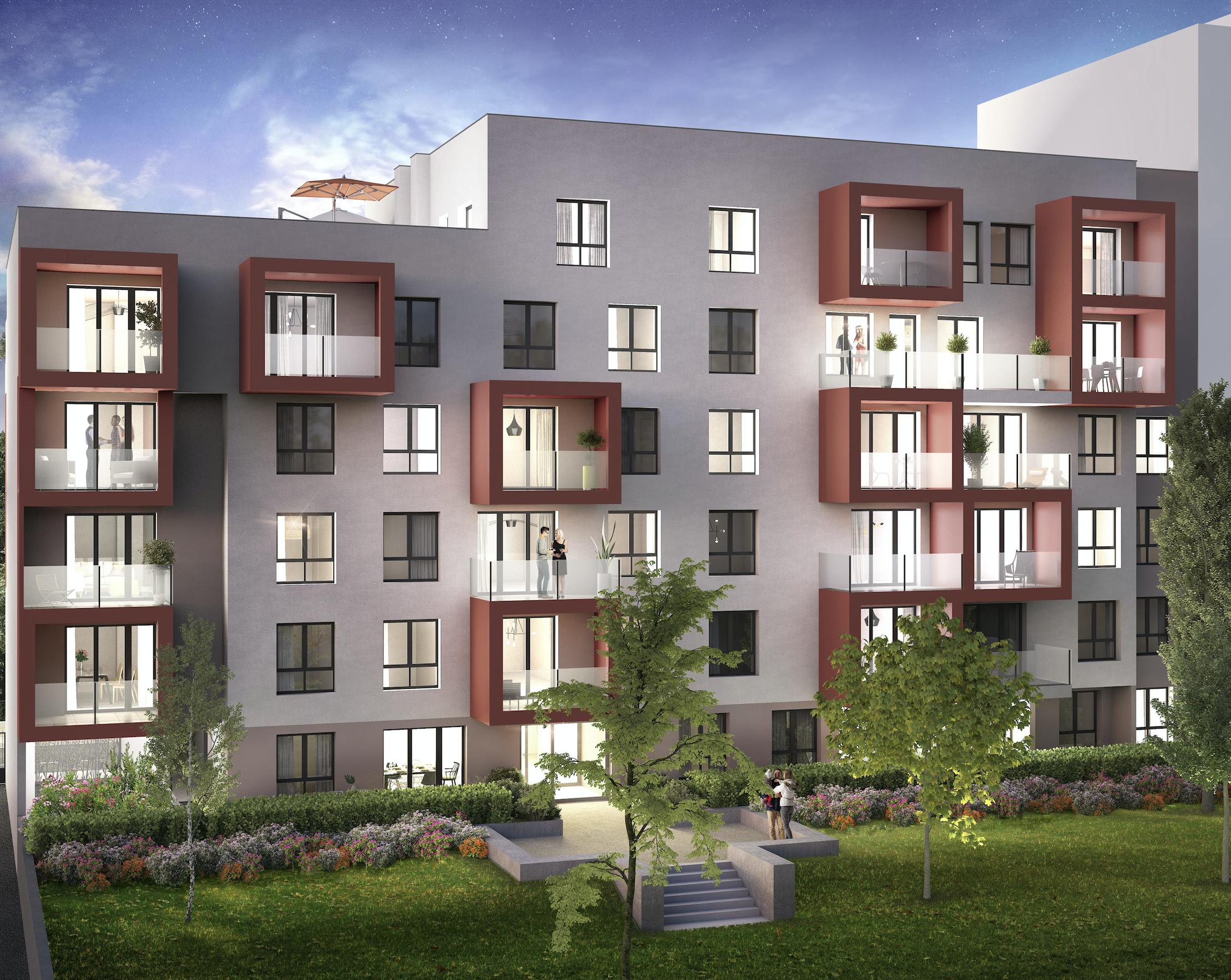 Bouygues Immobilier choisit Villeurbanne pour sa nouvelle résidence